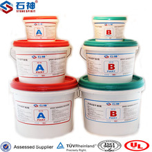 High quality 2 part epoxy glue for tiles