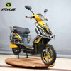 Best selling 450 brushless fast speed scooter adult electric motorcycle for sale
