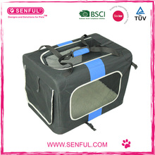 dog car seat pet dog cage carrier bag soft soft dog crate carry bag