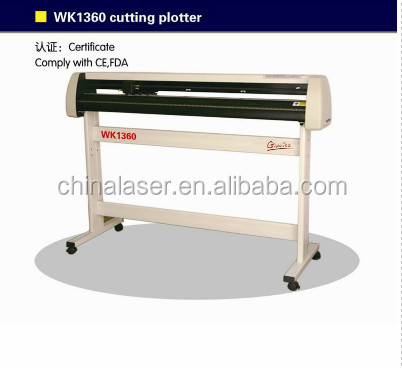 gweike wk1360 Sticker Vinyl Cutter paper Cutting Plotter