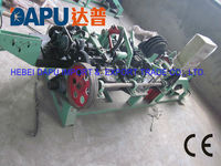 Positive and Negative double twisted barbed wire machine