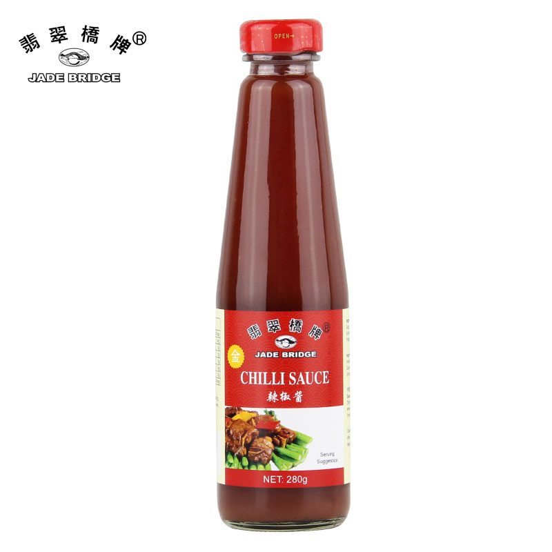 Exotic Best Price Spicy Chili Sauce Roza 280G