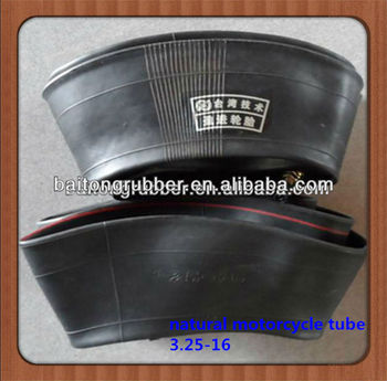 Motorcycle inner tubes 3.25-16 with high quality motorcycle tyre inner tube