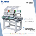 FUWEI hot sale double heads computerized cap embroidery machine with 12 needles of factory price