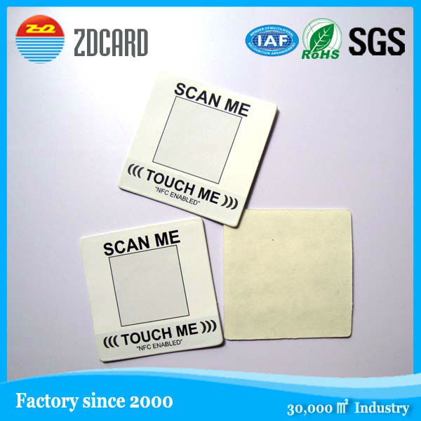 nfc sticker ntag216 c