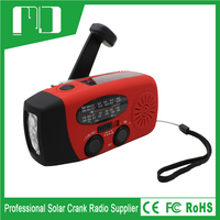 field survival tool portable camping light with radio