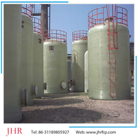 Professional grp corrosion resistant tank