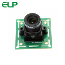 "Free driver USB 2.0 MJPEG YUY2 1/4"" OV7725 color CMOS sensor 640*480 60fps camera module for high speed object capture"