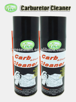 carb care spray foam cleaner and carbureter cleaning