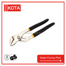 Groove Joint Water Pump Plier With PVC Handle