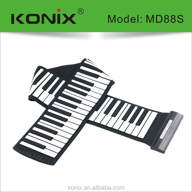 Wholesale 88-key keyboard electric piano with usb midi keyboard software free