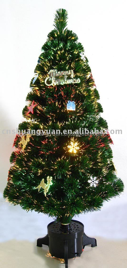 2015 best-selling products ,decorated christmas fiber tree