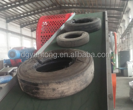 5% Discount Automatic Scrap and Waste Tyre Recycling Rubber Powder Machine Plant- for hot sell