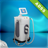 OPT women shaving machine/ipl laser opt shr hair removal