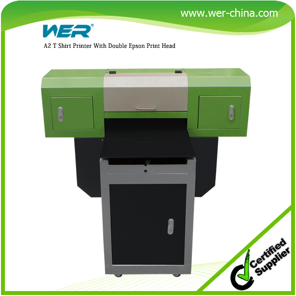 Hot sale two dx5 t shirt inkjet printing machine buy t for T shirt printer price