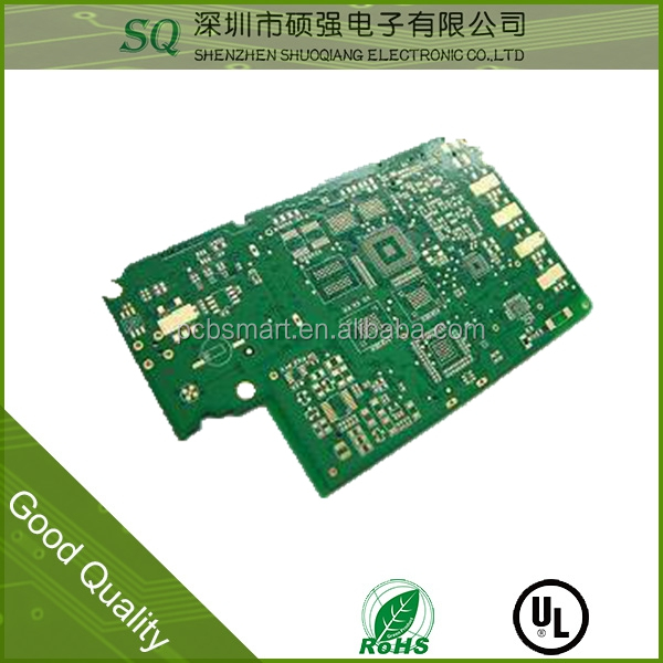 best selling high quality fr4 pcb board rogers 4003c pcb receiver satellite pcb board