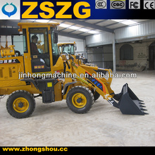 names of construction tools wheel loader ZL18