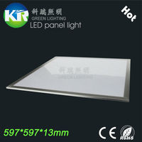 2x2 led panel light 600 600 with Meanwell driver for kitchen, office, hotel, hospital