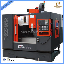 professional vertical 3 axis cnc milling machine price / cheap high quality taiwan cnc