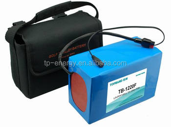 Portable Camping system 12V20Ah Storage Battery