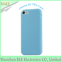 For iPhone 5C tpu mobil phone case has cheap factory price