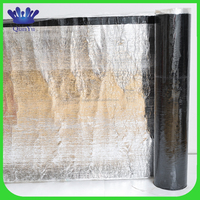 Hot China factory high quality waterproofing self-adhesive felt roll