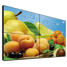 46 inch ultra narrow bezel lcd video wall display price 3.5mm