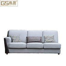 Genuine leather I shaped sofa set living room <strong>furniture</strong>