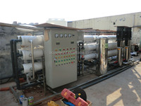 Big 20000L/H reverse osmosis water treatment equipment for industry used