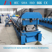 Roll former machine , Purlin roll forming machine , Metal works framing machine