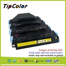 Compatible HP Q6000A Toner Cartridge For HP 124A Toner Cartridge Printing Clear And Bright Colour In Every Page