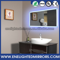 IP44Modern Bathroom Hotel LED Lighted mirrors