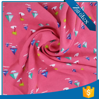 fast supplier China esteemed factory cotton rose print fabric