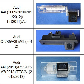 factory derectly sell special car rear view camera,Special OEM car camera for toyota rav4