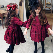 Children Latest Fashion Girl Kid Dress Design Of 9 Years Old For Winter Autumn