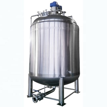 Stainless steel mixing tank price of mixing tank
