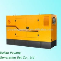 8kw to 2400kw Water cooled 50Hz Silent diesel generator set with ATS specification complied with CE certification from Dalian