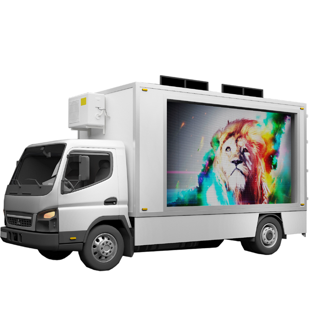 <strong>P10</strong> used led mobile advertising trucks for sale,led digital billboard display screen price