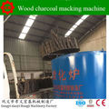 Factory price BBQ charcoal briquette machine making with CE