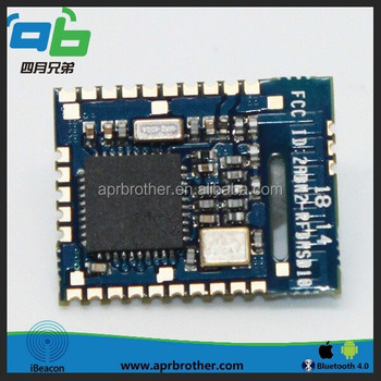 Hot sale bluetooth module for sports with IOS and Android
