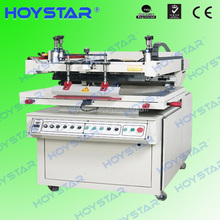 Hot Selling Automatic Tilted-Arm Flat Bed PP/PVC/PET/PC/PE film Screen Printing Machine For Sale (GW-6090X)