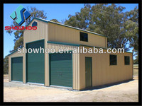 steel structure warehouse/prefabricated garage