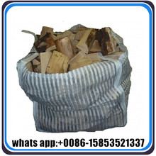 high quality 800kg vented flexible plastic container bulk firewood bag with good price