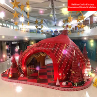 Fiberglass Large Resin Statues For Shopping