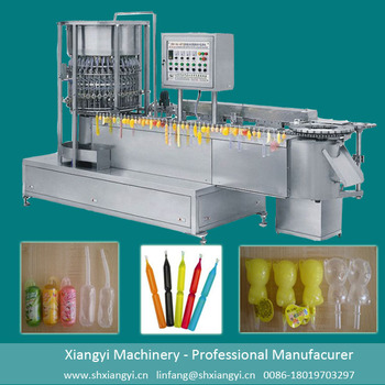 ice lolly filling sealing machine/ice lolly filling machine