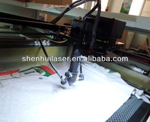 LOGO laser cutter with the camera