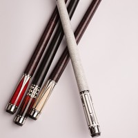 high quality pool cue, central joint pool cue, good looking billiard cue in stock