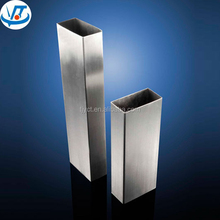 stainless square / rectangular steel tube 201 316 304 stainless pipe