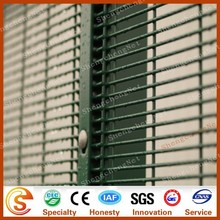 Promotion discount 358 mesh system high security fence panels as customized