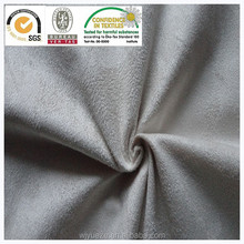 stretch polyester micro suede fabric